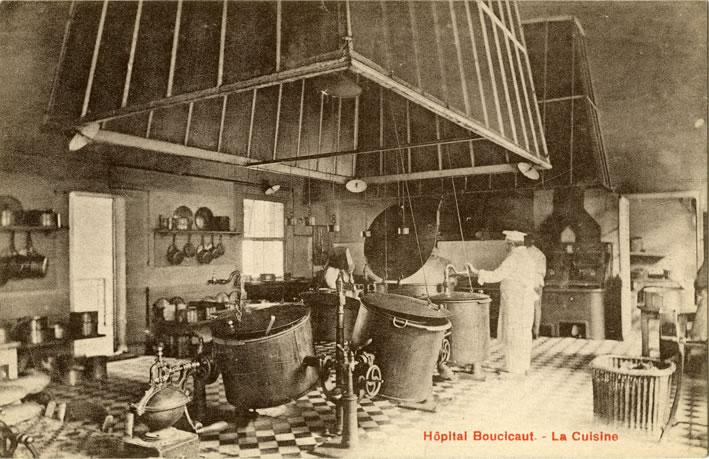 Hopital Boucicaut